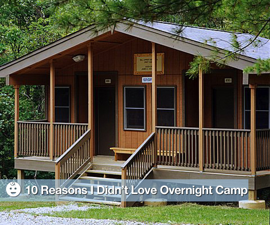 10 Reasons I Didn't Love Overnight Camp