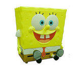 Smiling SpongeBob SquarePants