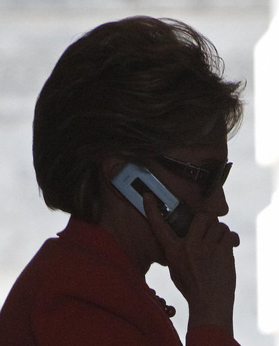 Sex Line Answers Journalists' Call Instead of Hillary