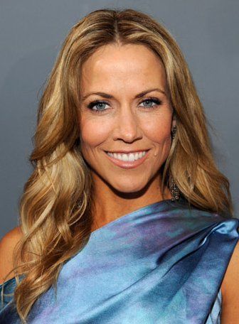 Sheryl Crow at the 2009 Grammys