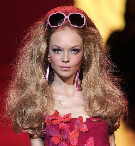 Barbie Fashion Show at New York Fashion Week 2009