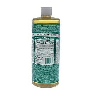 Review of Dr. Bronner's Pure Castile Soap in Almond