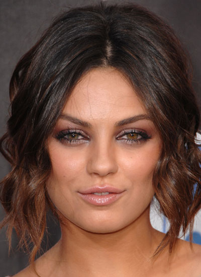 Mila Kunis: Smoky Eyes