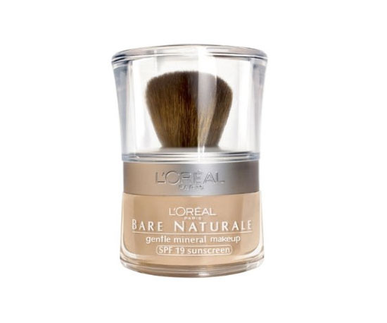 L'Oreal Bare Naturale Mineral Foundation