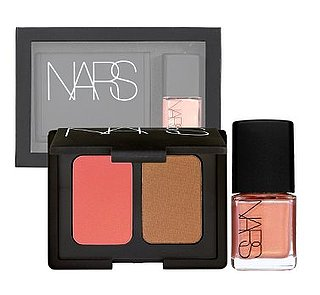 Wednesday Giveaway! Nars Orgasm/Laguna Blush Bronzer Duo and Orgasm Nail Polish Set