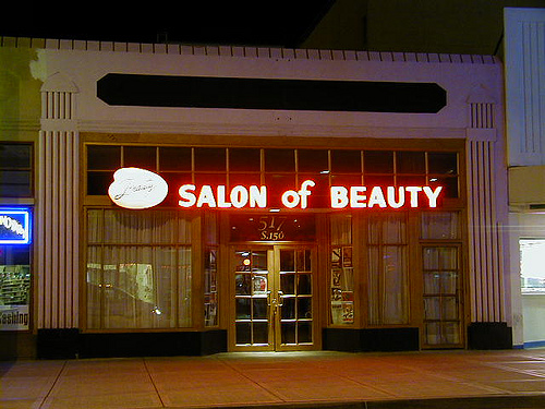 The Dream: Salon Visit