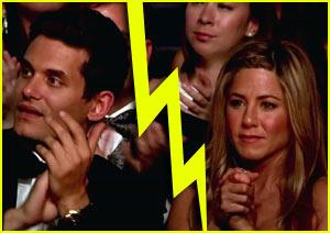Jennifer Aniston & John Mayer Split — Again