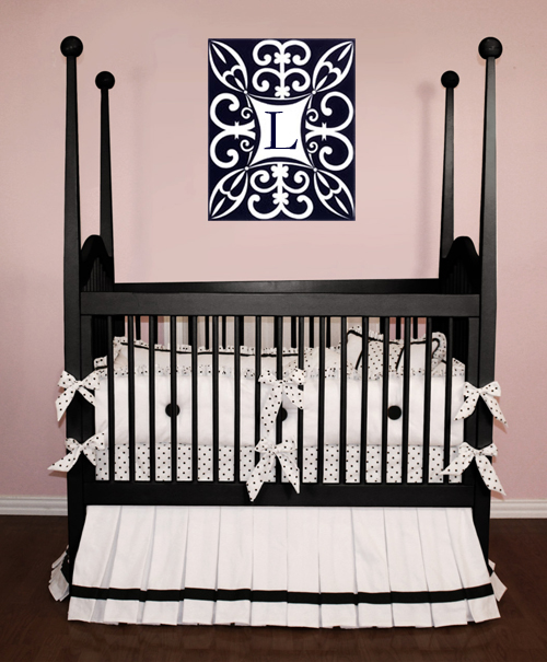 Lizzie Crib Set
