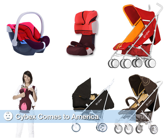 Mommy Preview: Cybex Baby Goods Enter USA