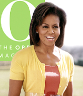 "Oprah Says No One's ""More Suited"" Than Michelle Obama"