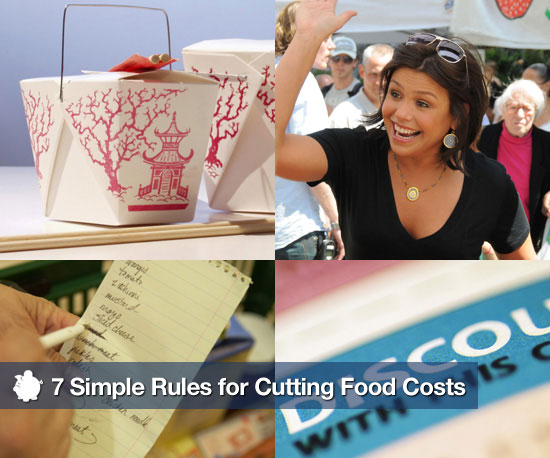 7 Simple Rules For Cutting Food Costs