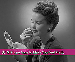 iBeauty: 5 iPhone Apps to Make You Feel Pretty