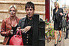 Photos of Kate Moss and Jamie Hince Out In London