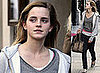 Is Emma Watson Headed To Yale University To Study? Photos Of Emma Shopping In London