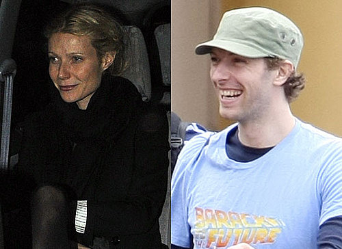 Photos of Gwyneth Paltrow and Chris Martin in London and Australia