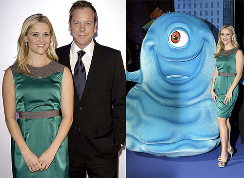 Photos Of German Premiere Of Monsters Vs Aliens Featuring Reese Witherspoon, Kiefer Sutherland Plus Trailer