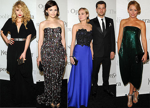 Photos Of Mary-Kate Olsen, Ginnifer Goodwin, Diane Kruger, Joshua Jackson, Becki Newton