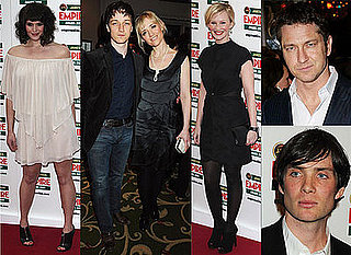 Photos From 2009 Empire Film Awards Including James McAvoy, Gemma Arterton, Joanna Page, Anne Marie Duff, Gerard Butler etc