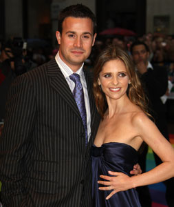 Sarah Michelle Gellar Is Pregnant, She and Freddie Prinze Jr Are Expecting Their First Child