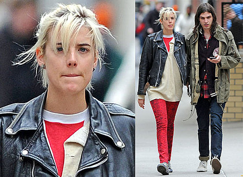 Photos Of Agyness Deyn In New York Following Split From Albert Hammond Jr, Henry Holland In Talks To Design For Debenhams