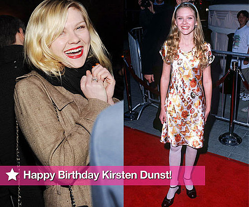 Slideshow Of Photos Celebrating Kirsten Dunst's Twenty-Seventh Birthday, Featuring Jake Gyllenhaal and Josh Hartnett