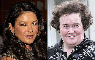 Roundup Of The Latest Entertainment News Stories — Catherine Zeta-Jones Wants to Play Britain's Got Talent's Susan Boyle in Film