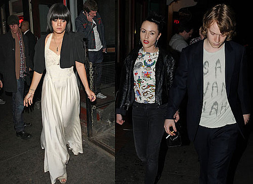 Photos of Lily Allen, Alfie Allen and Jaime Winstone at The Unloved Premiere After Party