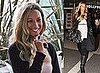Photos of Leona Lewis at LAX After Rumours Suggest She Snubbed Barack Obama and Will Be Recording a Duet With Jordin Sparks