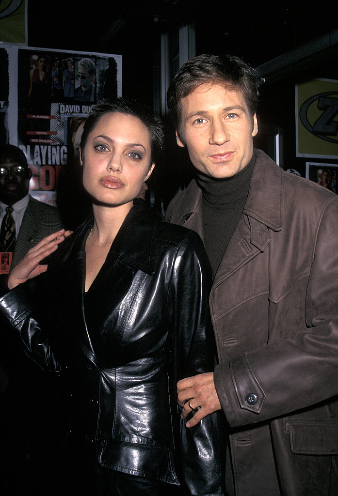 Angelina and David