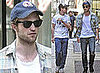 Photos Of Robert Pattinson and Tom Sturridge Out In New York City, Casting News For Robert's New Film Remember Me