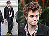 15/6/2009 Robert Pattinson Filming Remember Me in NYC