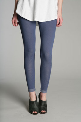 Trend Alert: Denim Leggings