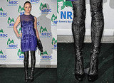 Stella McCartney at National Resources Defence Council of America benefit