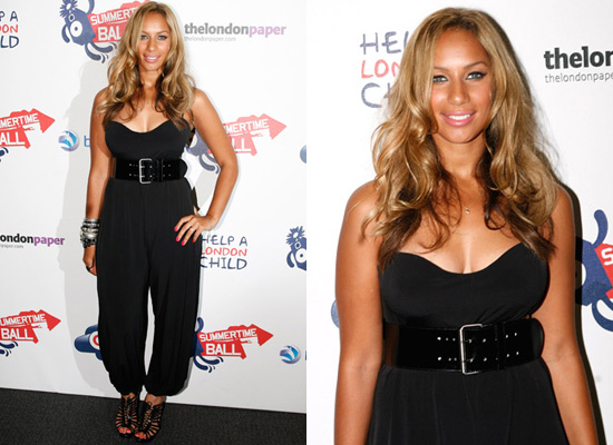 Leona Lewis at Capital FM Summer Ball