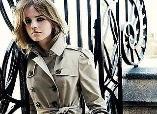 Photos of Emma Watson for Burberry Autumn 2009 Campaign