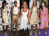 Photos of Serena Williams, Venus Williams Ralph Lauren Party