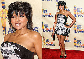 Taraji P. Henson at the 2009 MTV Movie Awards