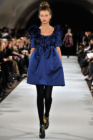 12 Fashion Favourites of Fall 2009: Erdem.
