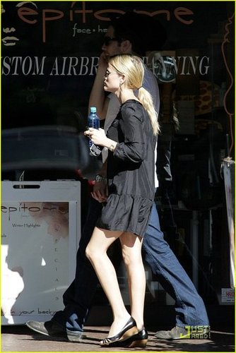Reese and Jake out and about