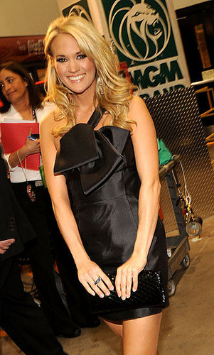 Fave Dress: Carrie Underwood at ACM Awards 2009