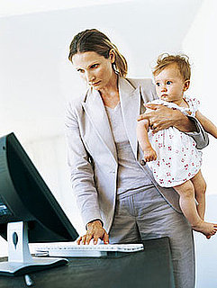 New Study Finds Working Moms Are at a Disadvantage