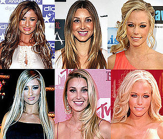 Whitney Port Hair, Chantelle Houghton Hair, Kendra Wilkinson Hair, Lowlights