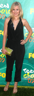 Teen Choice Awards Style: Kristen Bell
