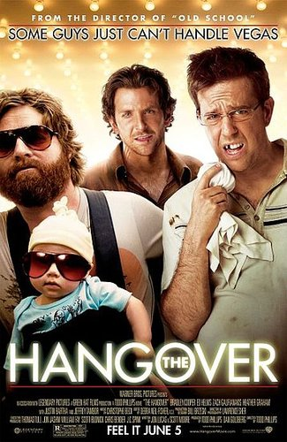 What did you think of the movie The Hangover??seen the movie yet?