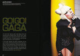 Lady Gaga does Parlour mag april 09