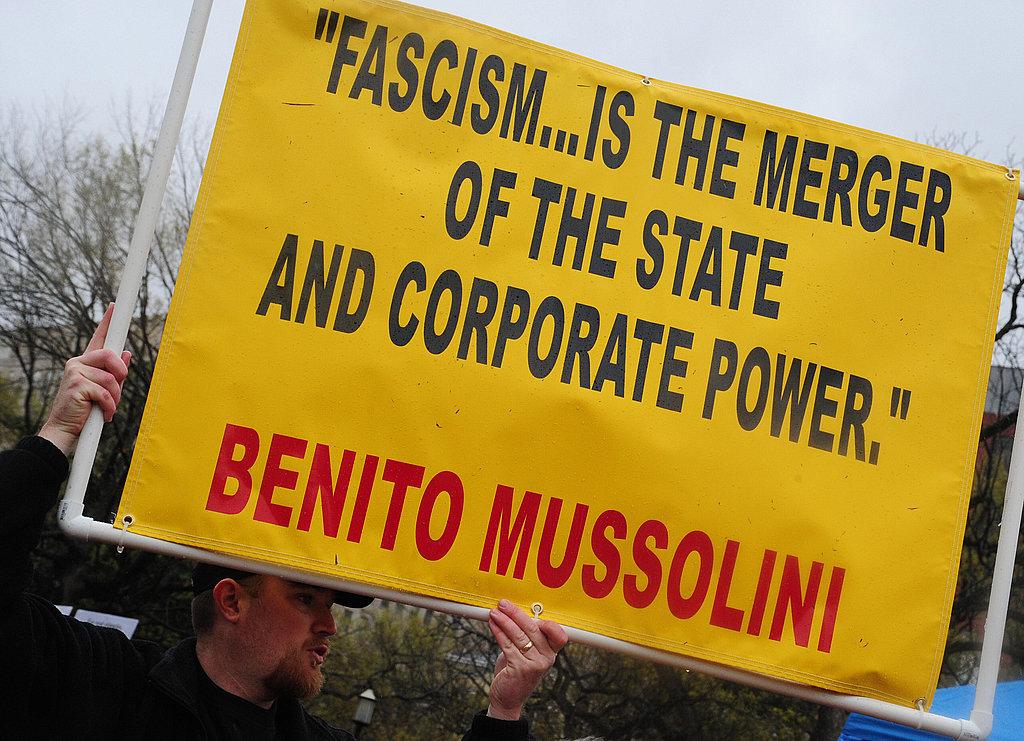 Fascists!
