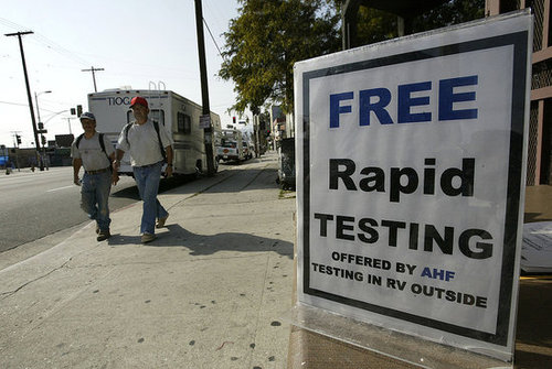 Early Testing Could Halt the Spread of HIV