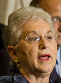 Republican Representative Virginia Foxx on Matthew Shepard and the Federal Hate Crimes Bill