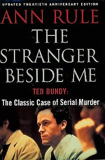 Book Bag: Ann Rule's Stranger Beside Me