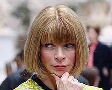 Anna Wintour in Minnesota: People Are Little Houses Here